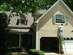 Exterior Coating Services