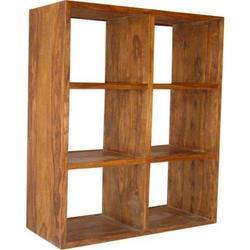 Cube Wood Furniture For Office