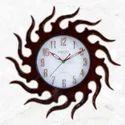 Designer Wooden Clock Model 449