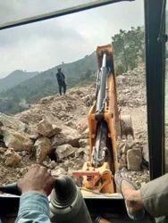 Railway Line & Tunnel Construction in Moradabad, रेलवे