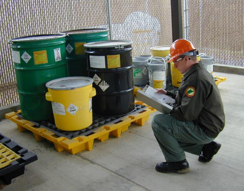Image result for Hazardous Waste management