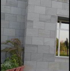 Kandla Grey Sandstone Wall Cladding Tiles