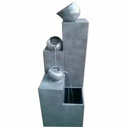 Grey Pot Fountain