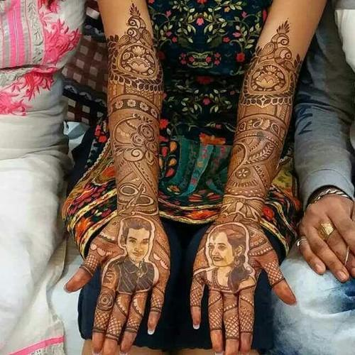 bridal mehendi artist near me