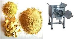 Ginger Powder Processing