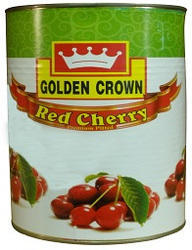 Golden Crown Red Cherry Pitted Premium 3 kg