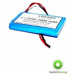 1000 mAh Lithium Polymer Battery