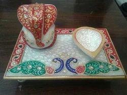 Marble Diwali Diya