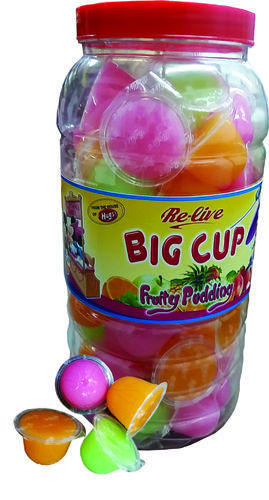 Relive Big Cup Fruity Pudding View Specifications Details Of