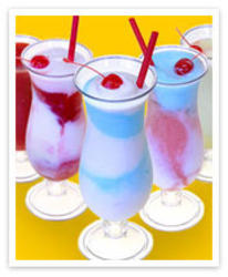 Special Milkshakes Meal Services