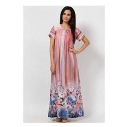 ea861404df Ladies Nighty - Ladies Fancy Nighty Manufacturer from Tiruppur
