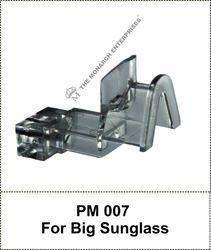 Plexiglass Eyewear Optical Displays
