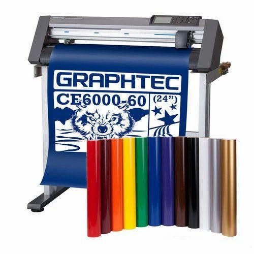 Plotter Cutting Sticker Printing Service In Naraina New