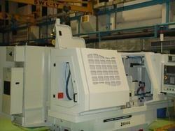 Grinding Machine Enclosure