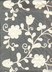 Printed Embroidery Fabric