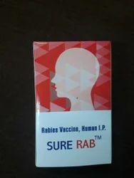 Sure Rab Anti Rabies Vaccine