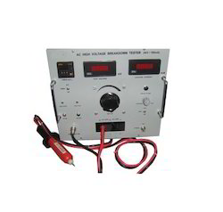 Breakdown Voltage Testers Suppliers Manufacturers
