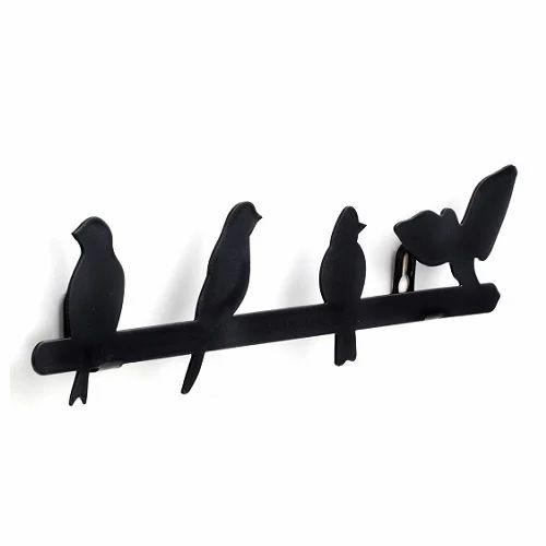 Metal Bird Wall Decor
