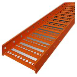 Powder Coated Perforated Cable Trays