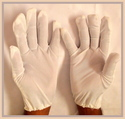 Nylon Cloth Lint Free Hand Gloves 13 Gauze