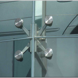 Structural Glazing Spider Fitting