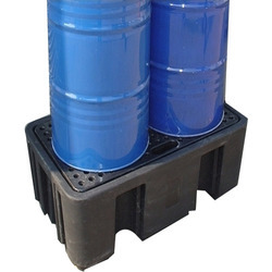Drum Spill Containment Pallets