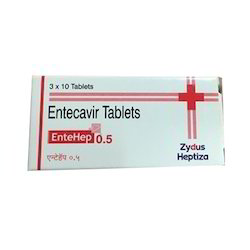 0.5 mg Entecavir Tablet