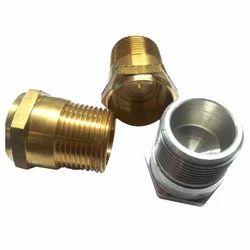 CNC Brass And Aluminum Housing