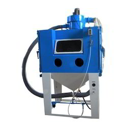 Suction Blasting Cabinet