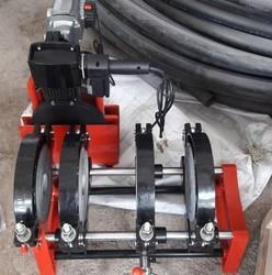 40-160 Manual HDPE Pipe Welding Machine