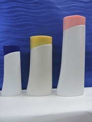 Shampoo and Lotions Bottle-ARC Shape