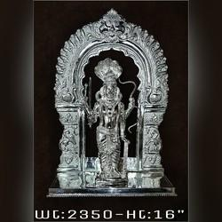 Silver Shri Veerbhadra Murti