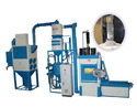 Glass Bead Shot Peening Machine
