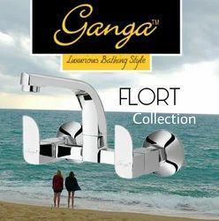 Ganga Wall Mixer 2in1