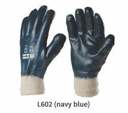 Nitrile Medium To Heavy Coated Gloves