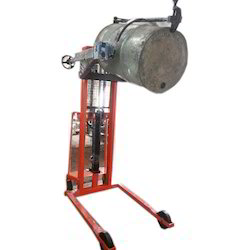 Drum Lifting and Tilter
