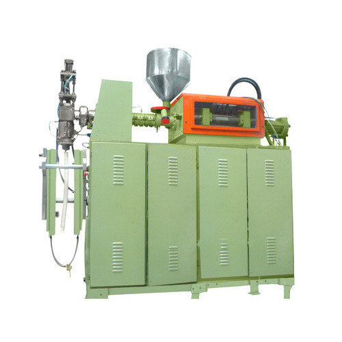 Reciprocating Screw Type Blow Molding Machine