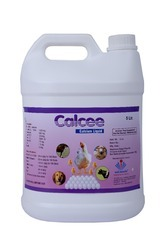Calcee Oral Liquid Calcium Supplements For Poultry