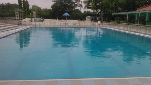 Manufacturer of swimming pool construction service - What is the size of an olympic swimming pool ...