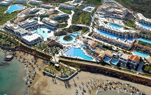 Minos Imperial Luxury Beach Resort Spa  Star Europe
