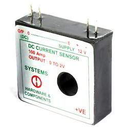DC Current Sensors