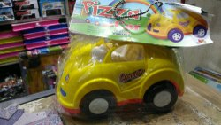 Plastic Car