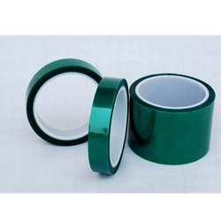 Green Polyester Tapes