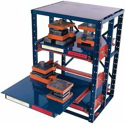 Vertex Mild Steel Die Mold Storage Rack