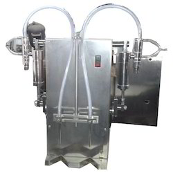 Volumetric Semi Auto Liquid Filling Machine
