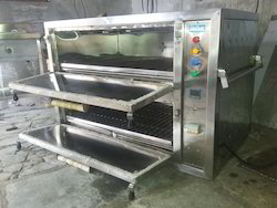 Electrical SS Pizza Oven