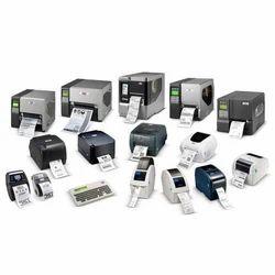 PVC TSC Barcode Printer