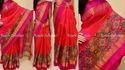 Uppada pure soft silk sarees  Pochampalli boder saparet plain blouse