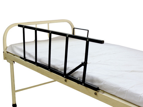 bed side rail clamp bed side rail manufacturer from mumbai. Black Bedroom Furniture Sets. Home Design Ideas