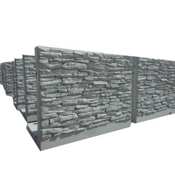 Decorative Compound Wall